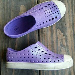 Unicorn Native Shoes little girls